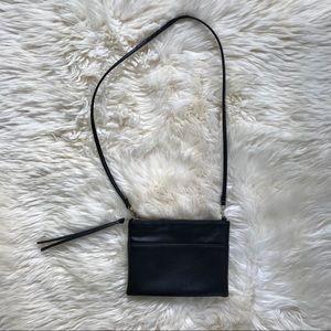 H&M Faux Leather Crossbody Bag